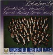 Double LP - Tschaikowsky / Berlioz / Bartholdy a.o. - Orchester Der Stadt Hagen