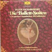 LP-Box - Tschaikowsky - Die Ballett-Suiten; Berliner Philharmoniker, Karajan - Hardcover Box + Booklet