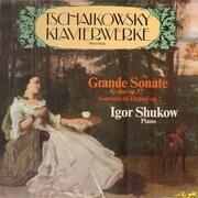 LP - Tschaikowsky - Grande Sonate op37