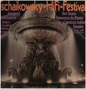 Double LP - Tschaikowsky - Hi-Fi-Festival - Gatefold