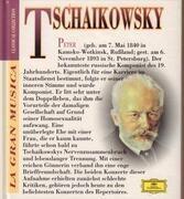 CD & Buch - Tschaikowsky - Klavierkonzert Nr. 1 / Violinkonzert