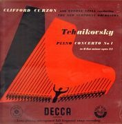 LP - Tschaikowsky - Klavierkonzert Nr.1 b-moll,, Curzon, Szell, Neues Symph-Orch