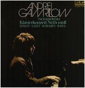 Double LP - Tschaikowsky - Klavierkonzert Nr.1 b-moll - Gatefold