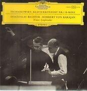 LP - Tschaikowsky - Klavierkonzert Nr.1 b-Moll, Richter, Karajan, Wiener Symphoniker