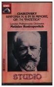 MC - Tschaikowsky - Sinfonia N. 6 In Si Min, Op. 74 'Patetica'