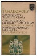 MC - Tschaikowsky - Symphony No. 5 / 'Hamlet' Op. 67 A