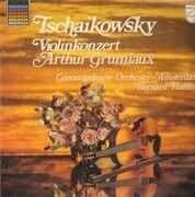 LP - Tschaikowsky - Violinkonzert D-Dur OP. 35