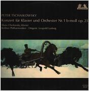 LP - Tschaikowsky - Konzert für Klavier und Orchester Nr. 1 b-moll op.23