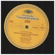 LP - Tschaikowsky - Violinkonzert, A.S. Mutter, Karajan - Digital Recording
