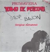 12inch Vinyl Single - Tullio De Piscopo - Primavera (Stop Bajon)