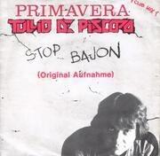7'' - Tullio De Piscopo - Stop Bajon (Primavera)
