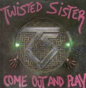LP - Twisted Sister - Come Out And Play - POP UP SLEEVE!