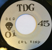 7inch Vinyl Single - Two Dollar Guitar - Erl King / Wishes