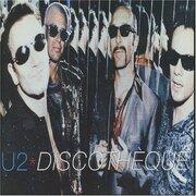 CD Single - U2 - Discothèque - Orig.Sgl.Version