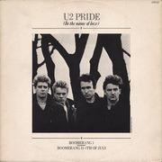 12'' - U2 - Pride (In The Name Of Love)