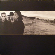 LP - U2 - The Joshua Tree