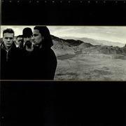 LP - U2 - The Joshua Tree - original UK pressing