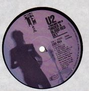 EP - U2 - Under A Blood Red Sky
