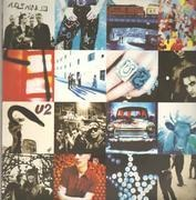 LP - U2 - Achtung Baby - UNCENSORED COVER