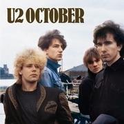 LP - U2 - October - REMASTERED