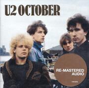 CD - U2 - October