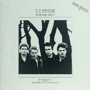 12inch Vinyl Single - U2 - Pride (In The Name Of Love)