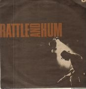 LP - U2 - Rattle And Hum