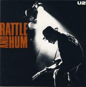 CD - U2 - Rattle And Hum
