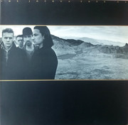 LP - U2 - The Joshua Tree - Without 08-031523-20
