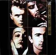 12inch Vinyl Single - U2 - The Unforgettable Fire
