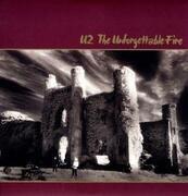 LP - U2 - The Unforgettable Fire - -180GR-