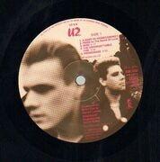 LP - U2 - The Unforgettable Fire
