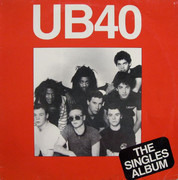 LP - Ub40 - The Singles Album
