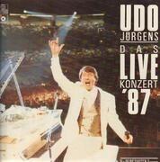 Double LP - Udo Jürgens - Das Live konzert 87
