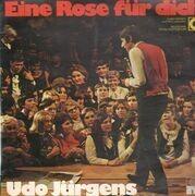 LP - Udo Jürgens - Eine Rose Für Dich