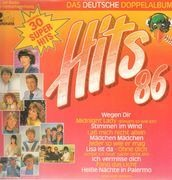 Double LP - Udo Jürgens / Frank Zander / Nicki a. o. - Hits '86 - Das Deutsche Doppelalbum - Gatefold