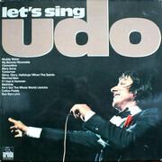 LP - Udo Jürgens - Let's Sing Udo