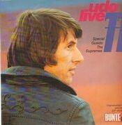 Double LP - Udo Jürgens - Udo Live 77
