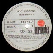LP - Udo Jürgens - Meine Lieder 2
