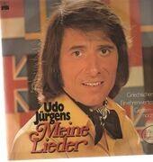 LP - Udo Jürgens - Meine Lieder