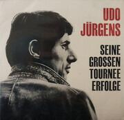 LP - Udo Jürgens - Seine Großen Tournee-Erfolge