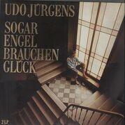 Double LP - Udo Jürgens - Sogar Engel Brauchen Glück