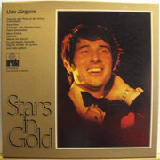 12inch Vinyl Single-Box - Udo Jürgens - Stars In Gold - box with poster
