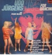 LP - Udo Jürgens With Frank Valdor - Hits For Dancing