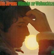 LP - Udo Jürgens - Wünsche zur Weihnachtszeit