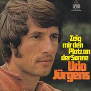 LP - Udo Jürgens - Zeig Mir Den Platz An Der Sonne