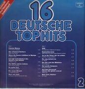 LP - Udo Jürgens, Mike Krüger ... - 16 Deutsche Top Hits, Folge 2