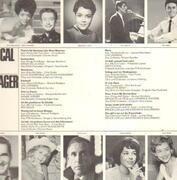 LP - Udo Jürgens, Peter Alexander, Grace De La Cruz - Musical-Weltschlager