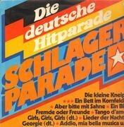 LP - Udo Jürgens, Peter Maffay, a.o. - Deutsche Hitparade