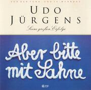 CD - Udo Jürgens - Aber Bitte Mit Sahne